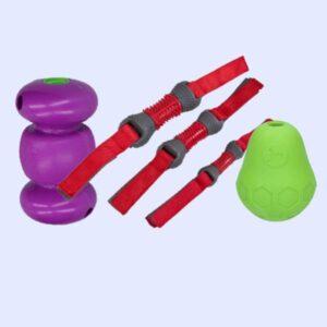 Kauw speelgoed