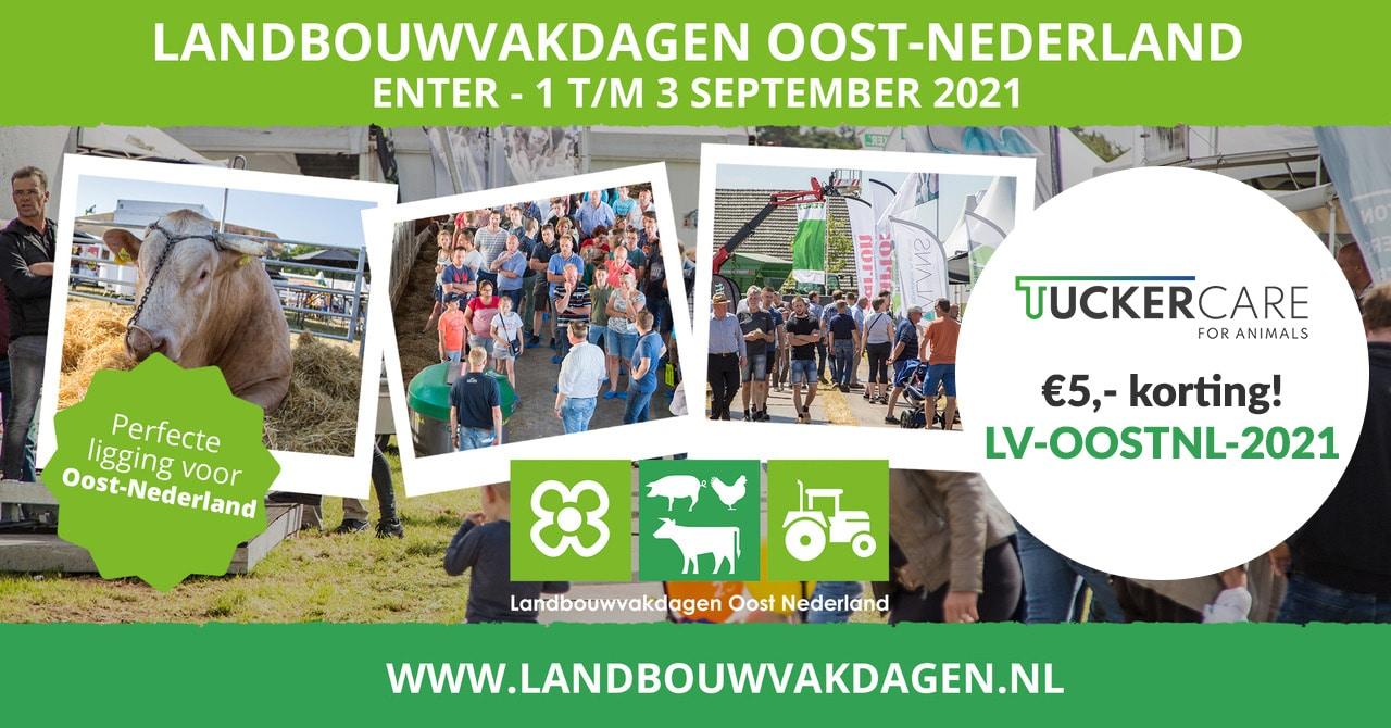 Korting beurs tuckercare landbouwvakdagen 2021   tuckercare dé online dierenwinkel!